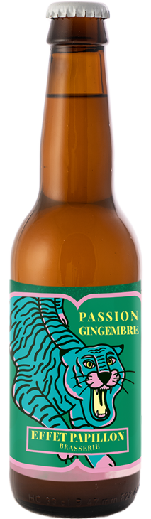 Brouwerij Effet Papillon - common.beer PASSION GINGEMBRE